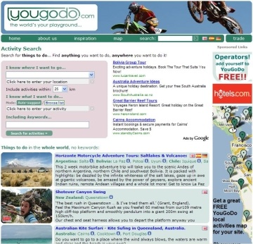 YouGoDo website